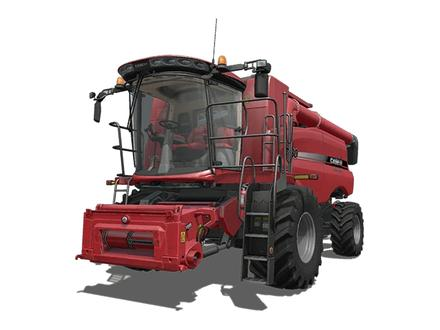 Axial-Flow xx 20 - 7120 (2008 - 2011)