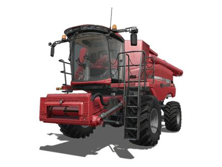 Axial-Flow xx 20