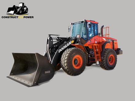 Wheel Loaders - DL420-3 (2012 - ..)